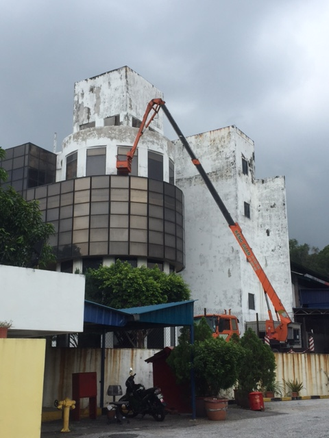 Wall Cracks Repair Malaysia Specialist Contractor Vseal