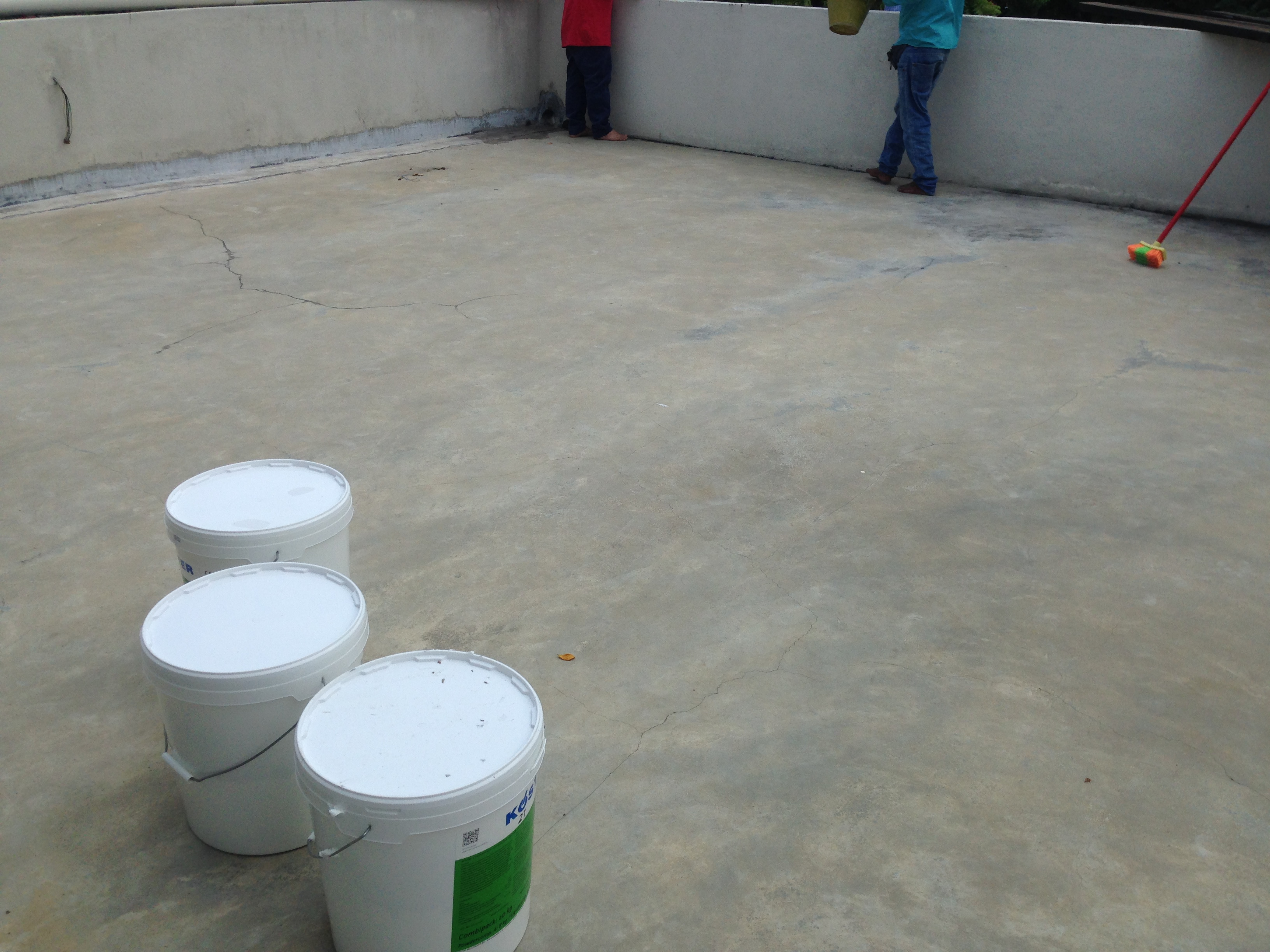 Exposed Balcony Waterproofing Solutions