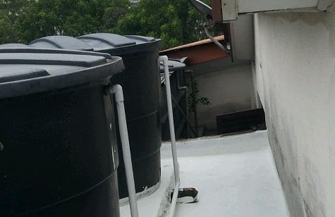 Flat Roof Slab Leakage – Dataran Prima