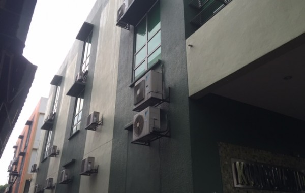 External Wall Cracks Repair