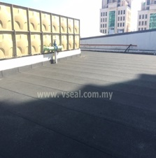 Torch on Waterproofing Membrane