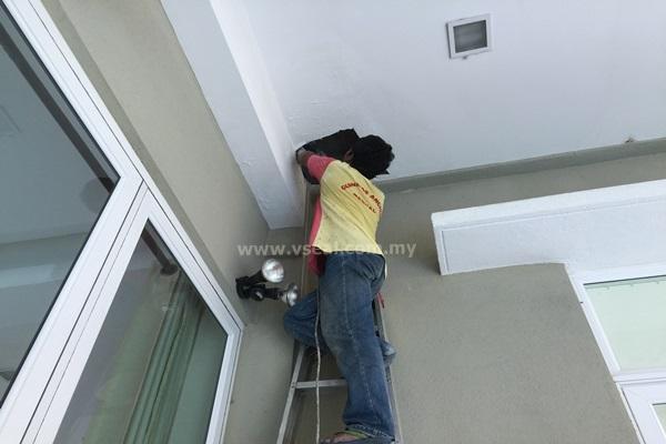 Cracks Repair Saujana Impian Kajang